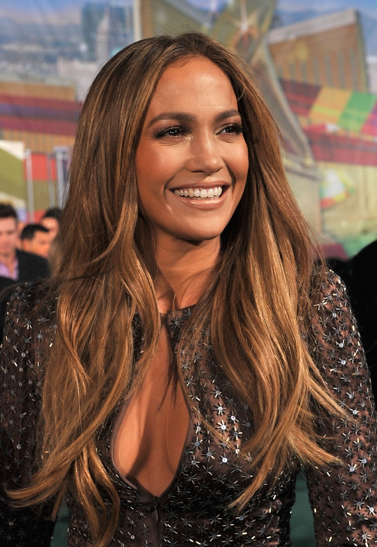 Jennifer Lopez At The 11th Annual Latin Grammy Awards