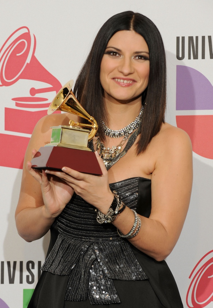 Image result for pausini grammy
