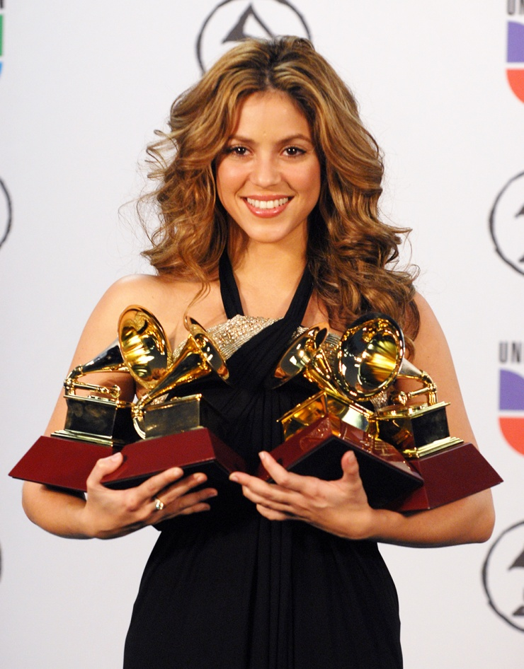 Latin Grammy Winner 97
