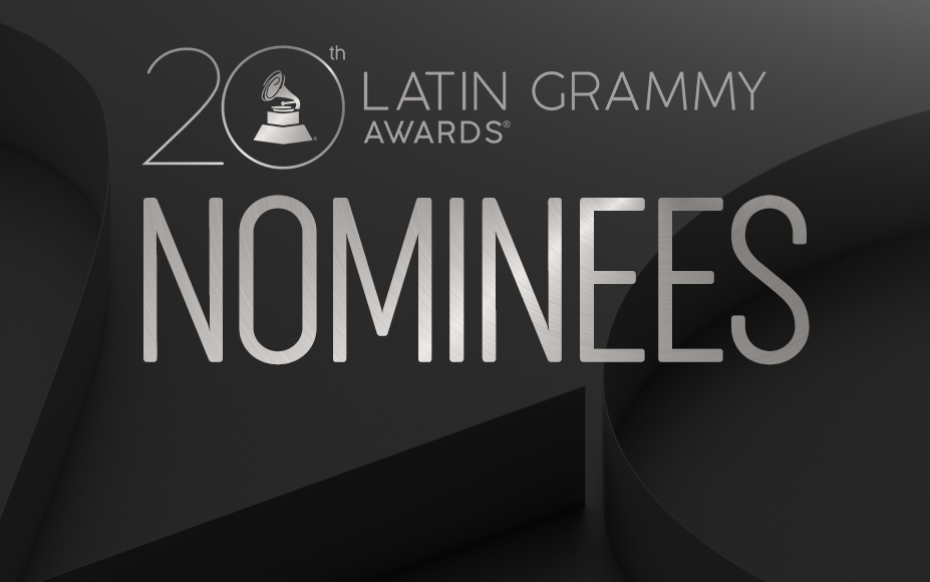 The Latin Recording Academy® announces 20th Annual Latin