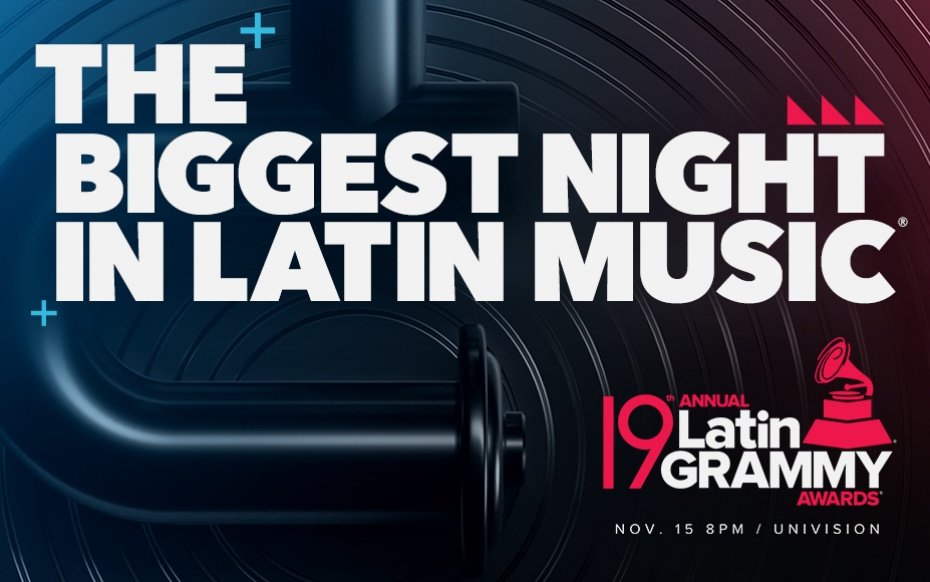 The Latin Recording Academy® and Univision announce sponsors